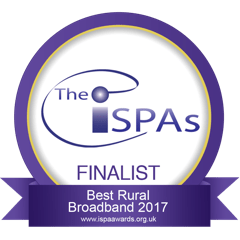 ISPAs finalist: Best Rural Broadband 2017