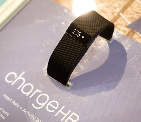 The internet of things - fitness