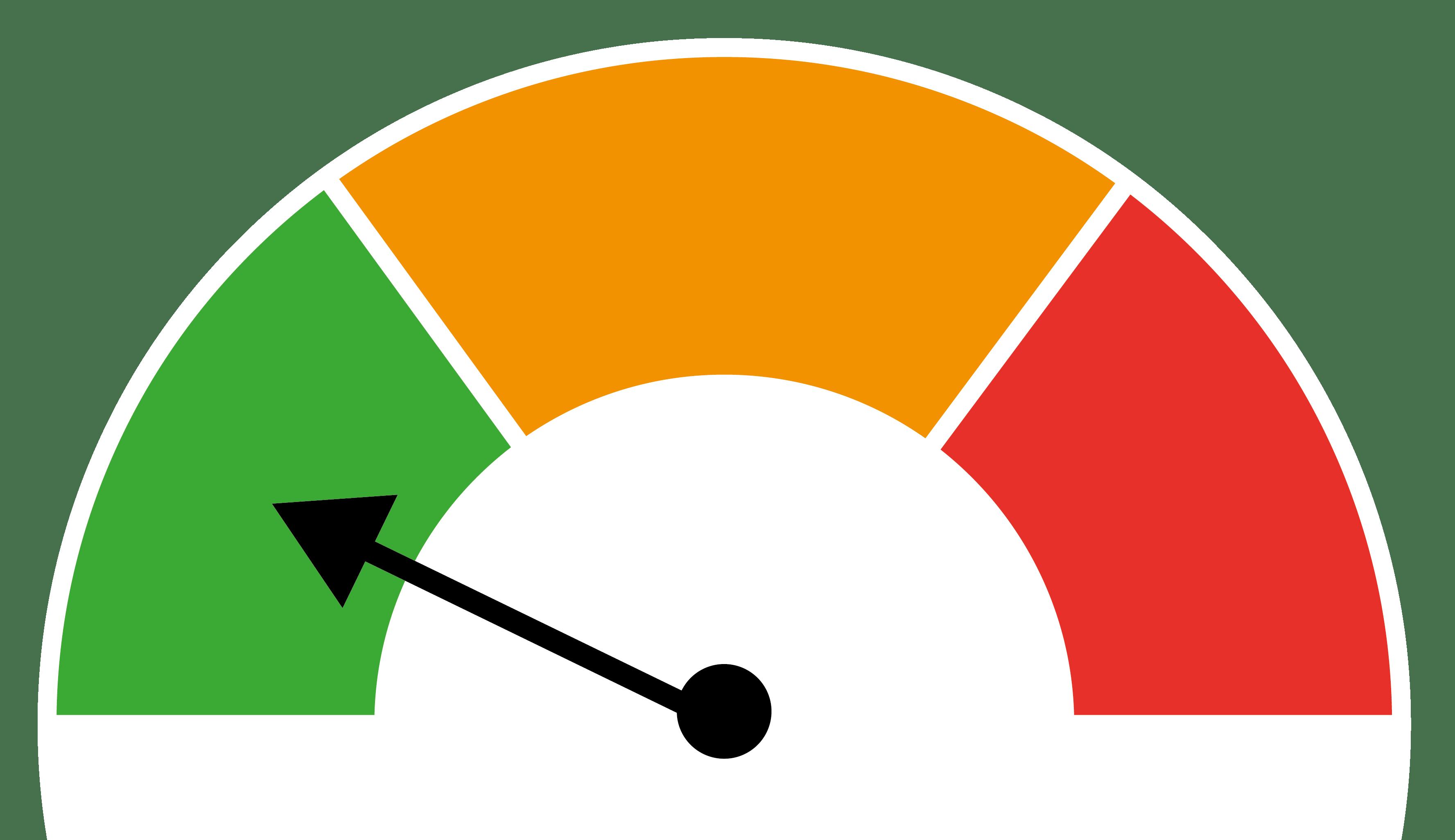 Low usage